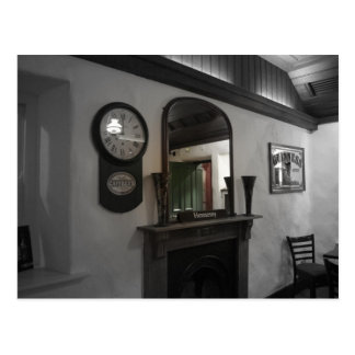 Cellar Pub Belfast Castle Postcard