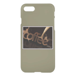 Cellcover del iPhone del café Funda Para iPhone 7