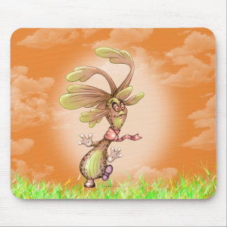 CELLE RIOTTA ALIEN MONSTER CUTE CARTOON MOUSE PAD