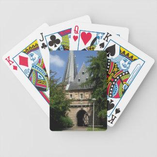 Cellebroederspoort, Kampen Bicycle Playing Cards