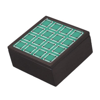 Cellicious Pattern on editable background colour Jewelry Box