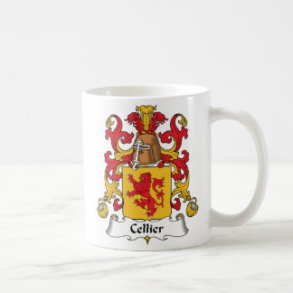 Cellier Family Crest Coffee Mug