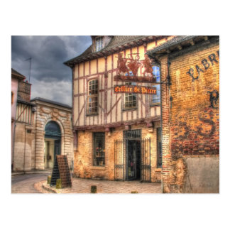 Cellier St. Pierre Troyes France Postcard