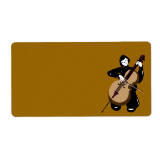 cellist shipping labels