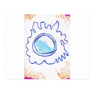 Cellmembrane Modulate Postcard