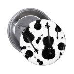 cello 2 inch round button