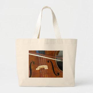Cello Jumbo Tote Bag