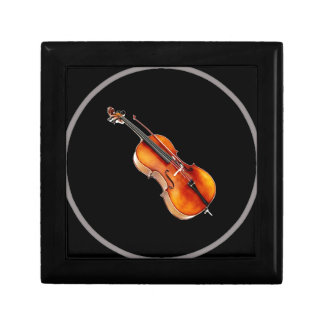 """""""Cello"""" design gifts and products Jewelry Box"""