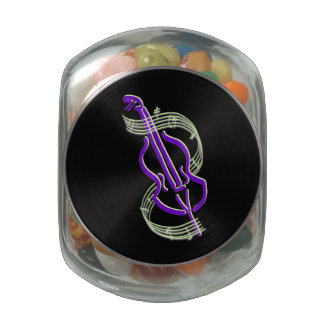 Cello Design Jelly Belly Candy Jar