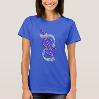 Cello Design T-Shirt