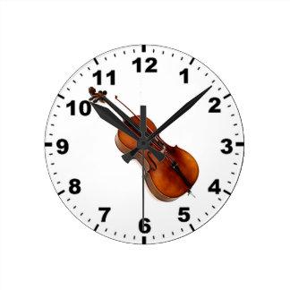 """""""Cello"""" design wall clocks"""