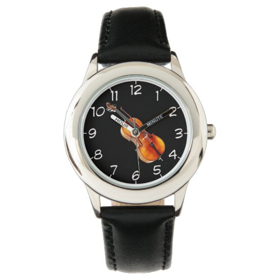 """Cello"" design wrist watches"