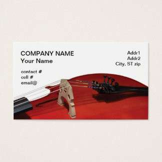 cello detail business card