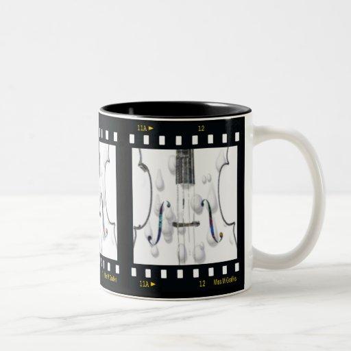 Cello Film Mug