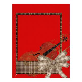 Cello Frame Letterhead