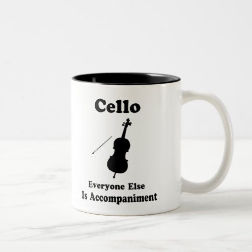 Cello Gift Two_Tone Coffee Mug