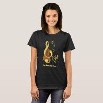Cello Graphic Musician Music Theme T-Shirt