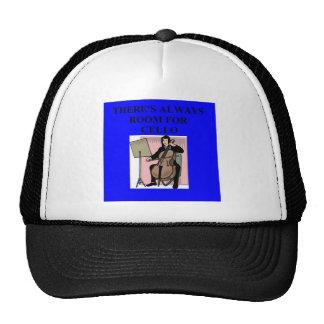 CELLO HATS