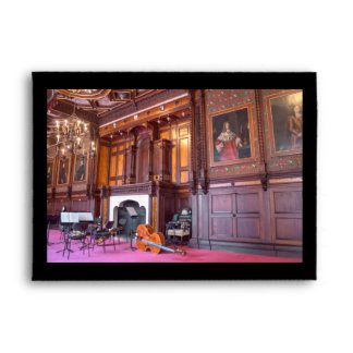 Cello In State Room Envelope