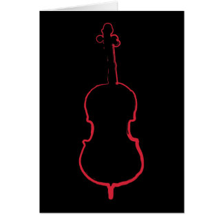 Cello Ink Greeting Card