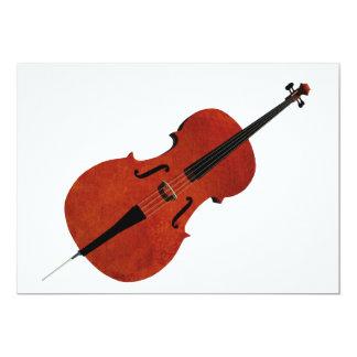 Cello Invitation