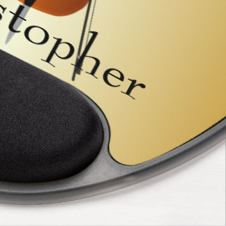 Cello Just Add Name Gel Mouse Pad