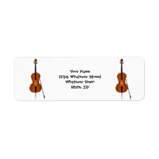 Cello Just Add Text Label
