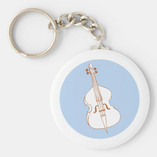 Cello Keychains