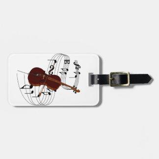Cello Luggage Tag