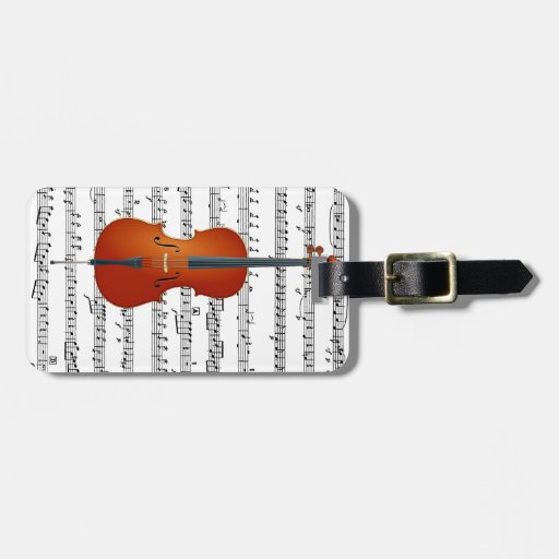 Cello & Me_Luggage Tag Tag For Luggage