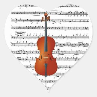 Cello & Me_ Stickers