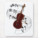 Cello Mouse Pad