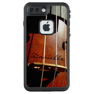 Cello Player Personalized LifeProof FRĒ iPhone 7 Plus Case