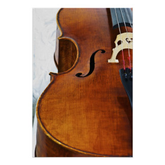 Cello Poster