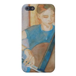 Cello Practice iPhone SE/5/5s Cover