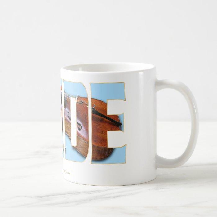 Cello Pride Coffee Mug
