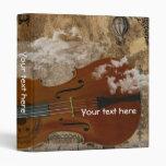 Cello Steampunk Suite Binder