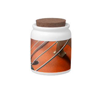 Cello Strings Stringed Instrument Wood Instrument Candy Dish