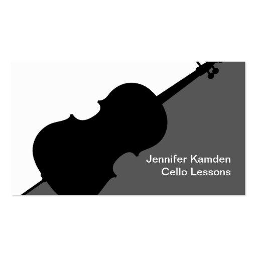 cello business cards zazzle