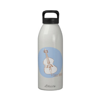 Cello There Reusable Water Bottle