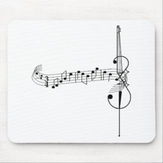 Cello Waltz Mouse Pad