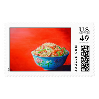 Cellophane Noodles et Shrimp Postage