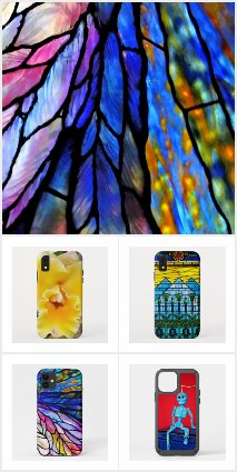 Cellphone and Tablet Cases and Covers