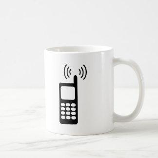 Cellphone Coffee Mugs