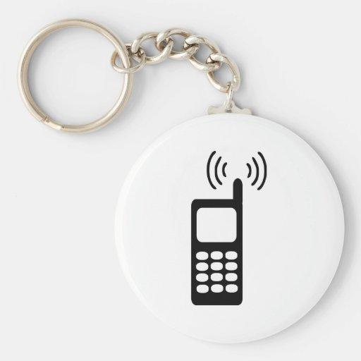 Cellphone Keychain