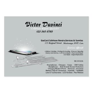 Cellphone Unlocker/Repair/Servicing Business Card
