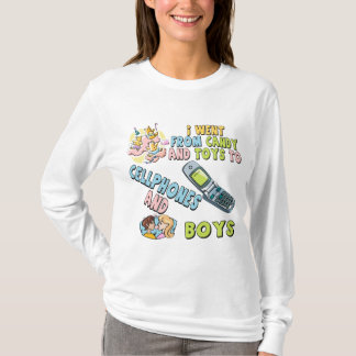 Cellphones and Boys T-shirts and Gifts For Her