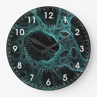 Cells Large Clock