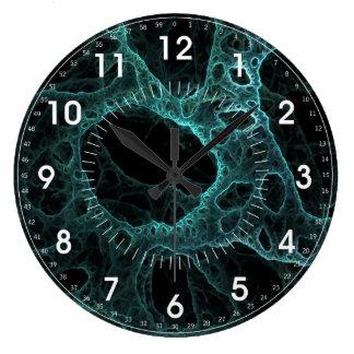 Cells Large Clock