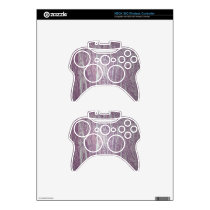 Cells of human uterus tissue with inoffensive tumo xbox 360 controller skin